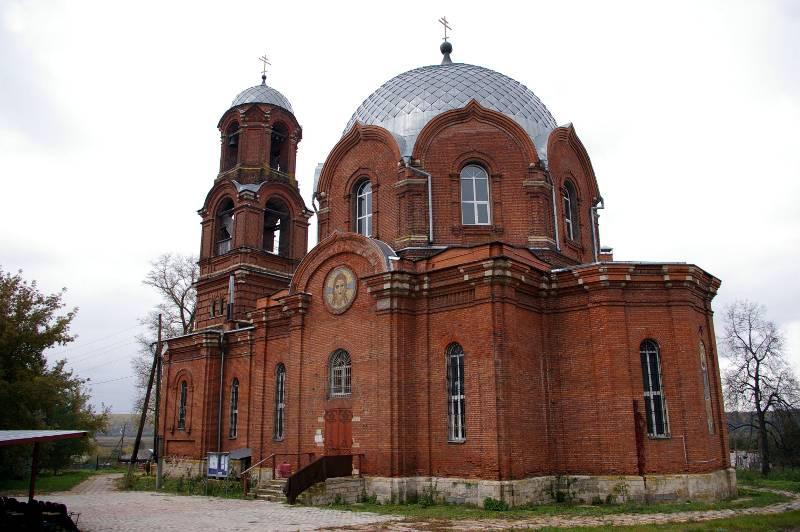 лукьяновка село рязанская область мам Настоящая сталинка