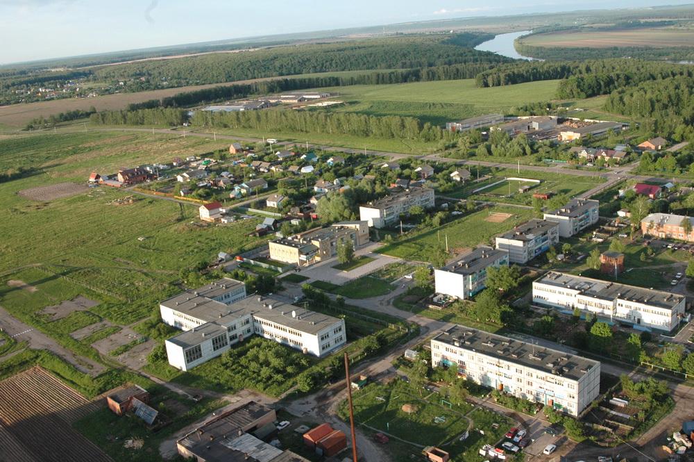 фото города озеры московской области